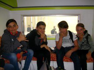Semaine radio collège Alcuin