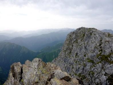 Vue depuis le Mont Valier