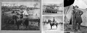 Général Ulysses Grant au front