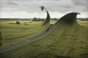 The cut and fold par Erick Johansson sur le blog La Retouche photo.