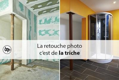 la retouche photo c'est de la triche, sur le blog La Retouche photo