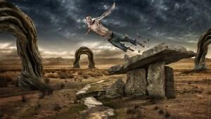 """Leap par Lewis Moorhead """"Flew Design"""" sur le blog La Retouche photo"""