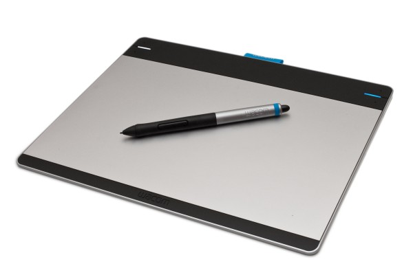 Wacom Intuos Pen and Touch Medium