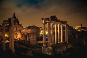 1er voyage photo Rome, copyright La retouche photo