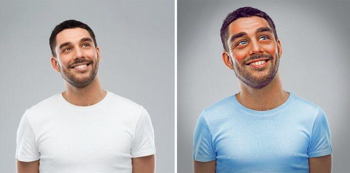 """""""Dreamy"""" le rêveur, projet 7 expressive brothers sur le blog La retouche photo"""