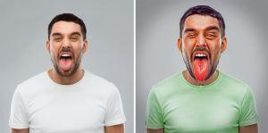 Grouchy le grincheuxprojet 7 expressive brothers sur le blog La retouche photo