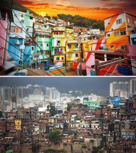 Les photos de magazine vs la réalité, sur le blog La Retouche photo.