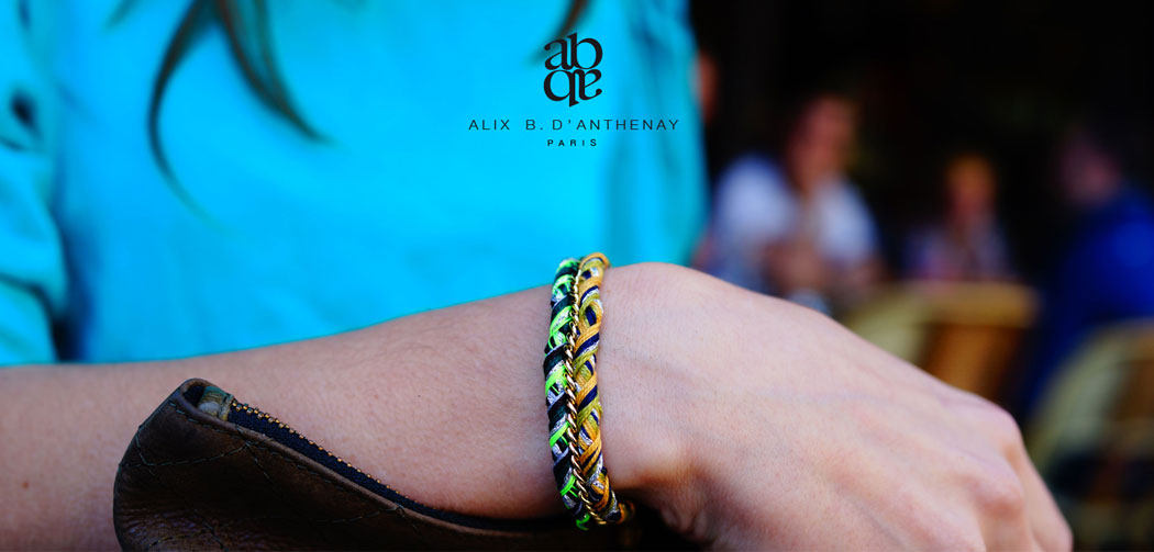 Bracelet Alix B d'Anthenay