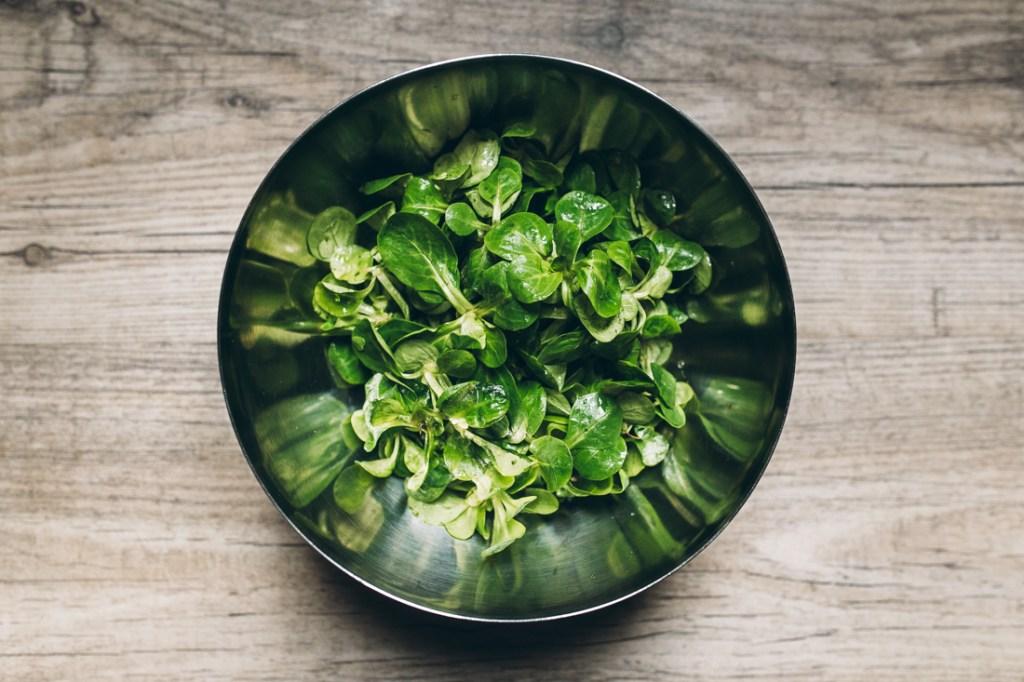 Salade détox 1 carnet 1 notes