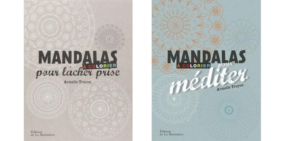 Les Mandalas à colorier