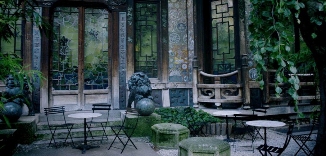 Les jardins de la Pagode