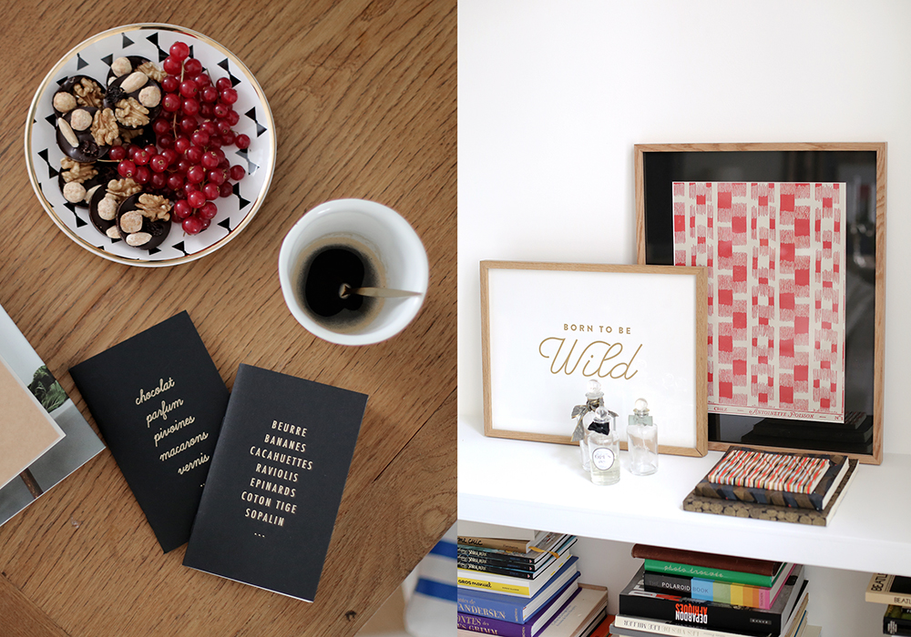 sezane collection deco lifestyle carnets