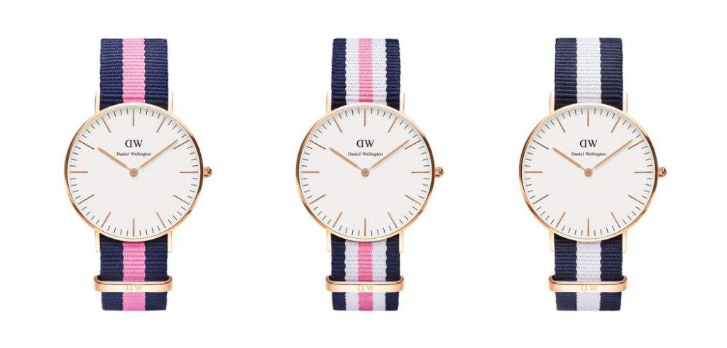 Daniel-wellington-montres-bracelets-nato