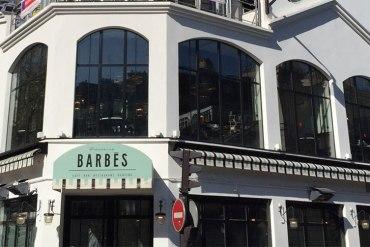Brasserie Barbès Rooftop Paris 18e