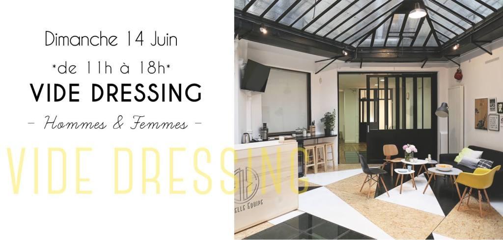 vide dressing mode paris juin