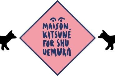 Maision-kitsune-Shu-Uemura-Collab-maquillage-paris