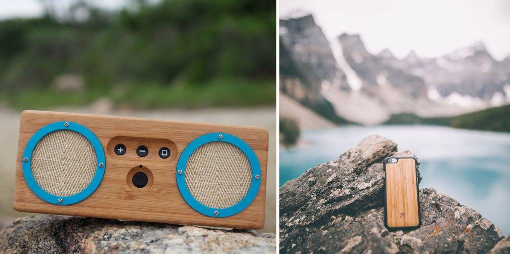 Wooden-Trotter-coque-iphone-enceinte-bois-idées-cadeaux