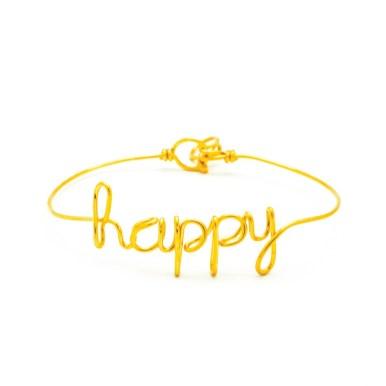 bracelet-amour-en-cuivre-dore-a-l-or-fin atelier paulin paris idee cadeau saint valentin