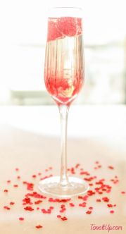 cocktail idee saint valentin petit dejeuner brunch