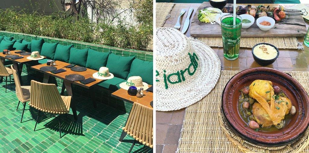 bonne-adresse-medina-marrakech-resto-shopping-le-jardin-tajine