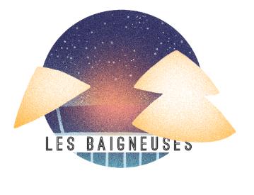 les baigneuses bonne adresse biarritz illustration charlotte molas