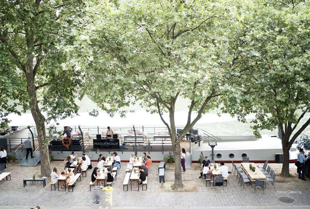 les maquereaux bar a huitres Quai de l'Hotel de ville Paris 2