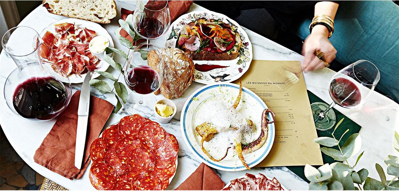 La seinographe le guide lifestyle des parisiennes for Cuisine gourmande