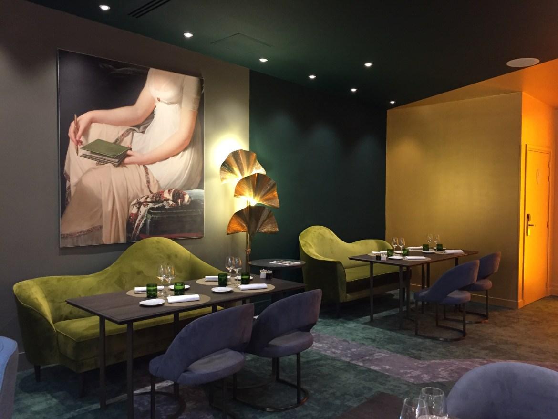 restaurant le louis sofitel m gallery versailles