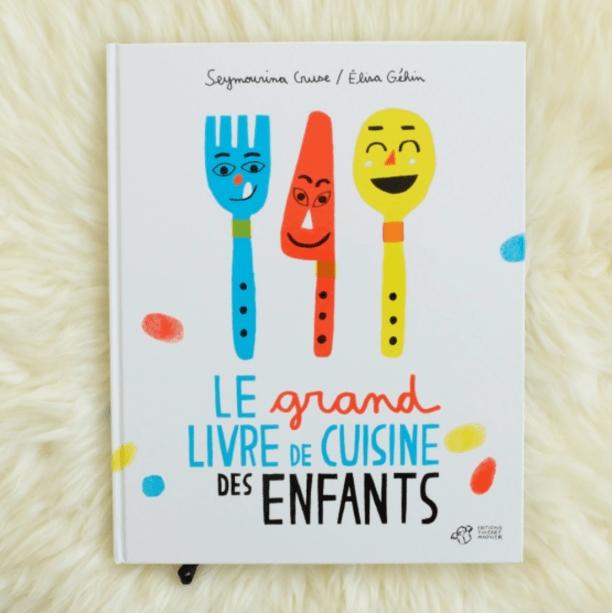 Les petits raffineurs_livre de cuisine pour enfants