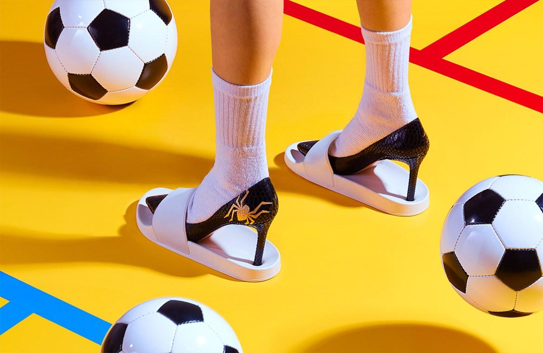 Patricia Blanchet escarpins low boots paillettes_24
