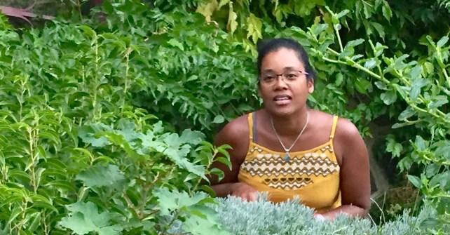 ferme en permaculture vue par Karine
