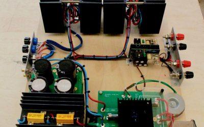 Dedicated amp design