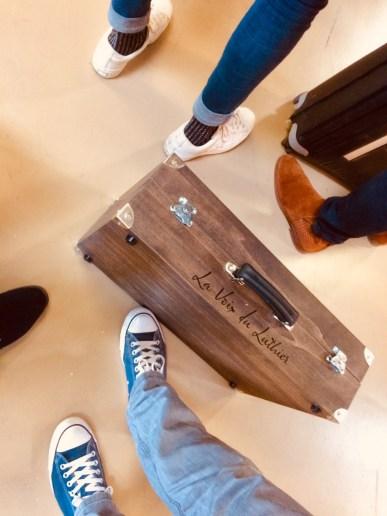 La Voix Du Luthier - Modular Case