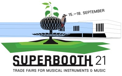 15% off for Superbooth 2021