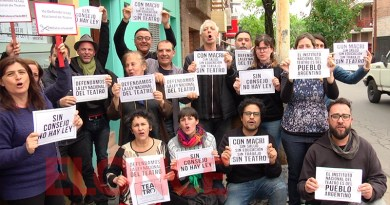 Denuncian fuertes recortes en el Instituto Nacional del Teatro
