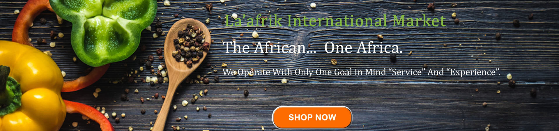 La'afrik International Market
