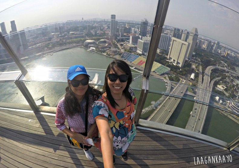 Laagan Kaayo at Sands SkyPark Observation Deck