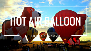 Philippines International Hot Air Balloon Fiesta