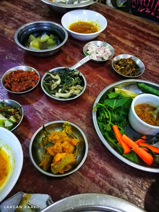 Curry - Myanmar Local Food