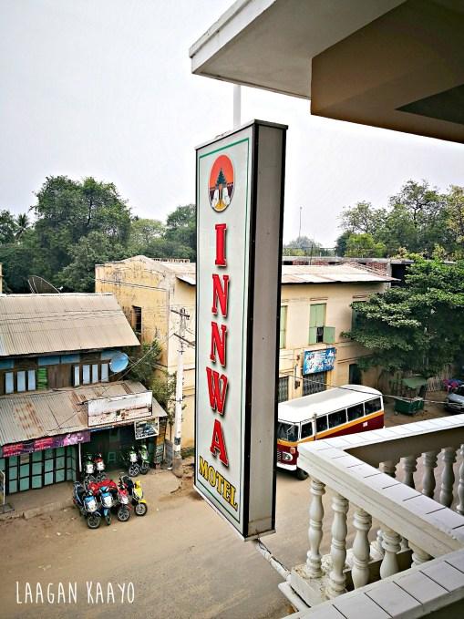 Innwa Hotel at Bagan, Myanmar