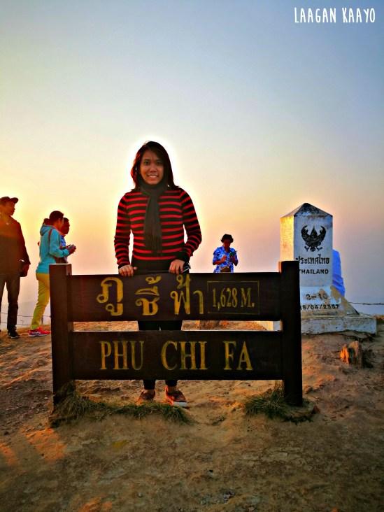 Day Trip to Phu Chi Fa in Chiang Rai, Thailand