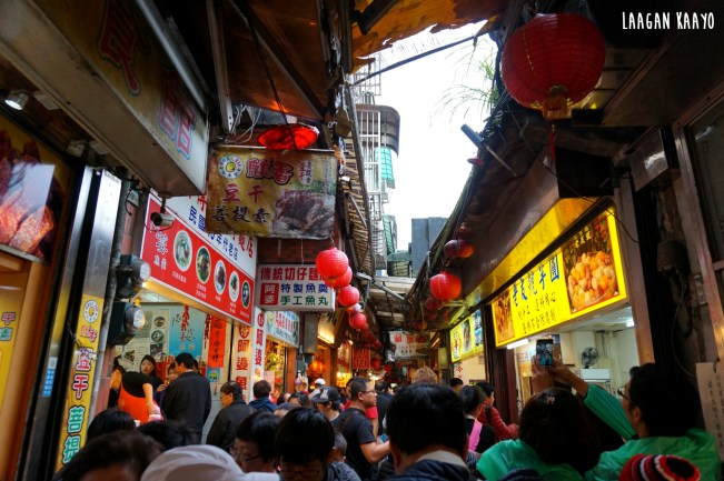 Jiufen Old Street - Must Visit Place In Taiwan
