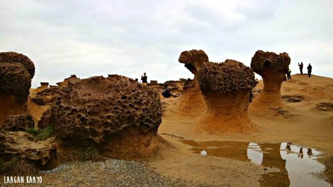 Yehliu Geopark - Must See in Taiwan