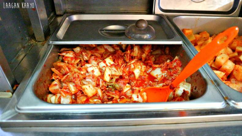 South Korea Travel Guide - Self Service Kimchee