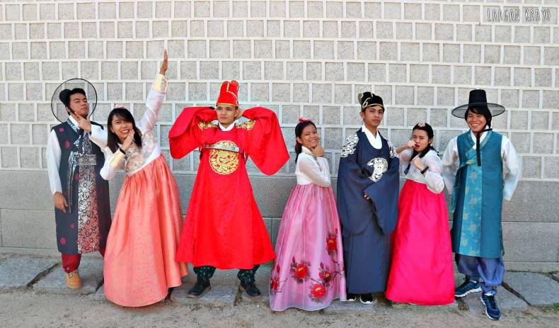 South Korea Travel Guide - Hanbok