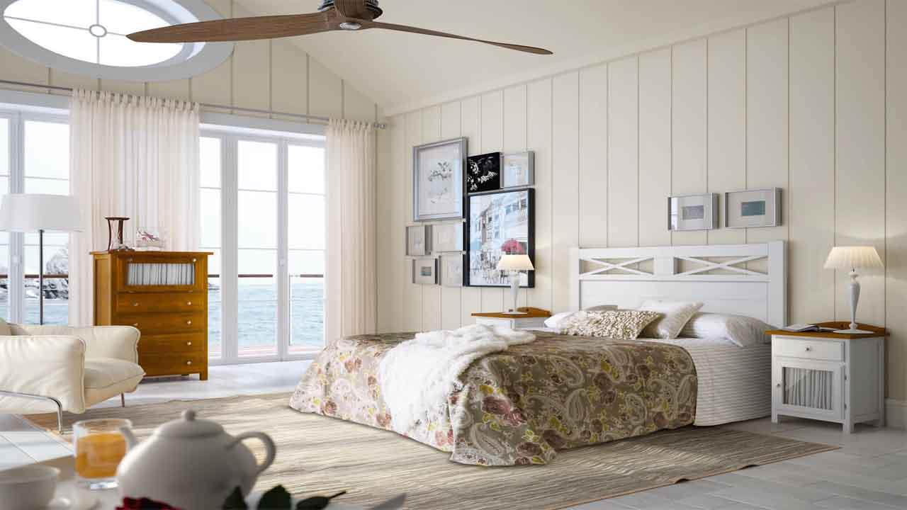 Dormitorio Colonial Muebles Y Decoraci N La Alcoba # Muebles Laalcoba