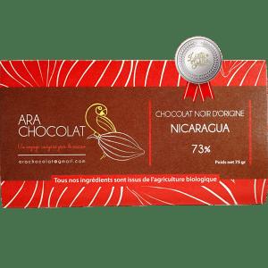 Ara Chocolat Nicaragua 73% tumma suklaa