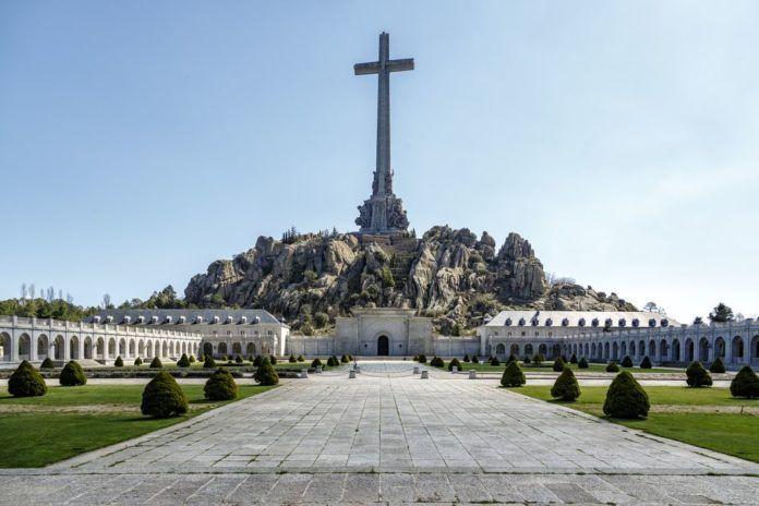 Resultado de imagen para Foto del Valle de los Caídos