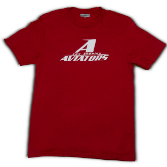 Big 'A' T-Shirt – Red