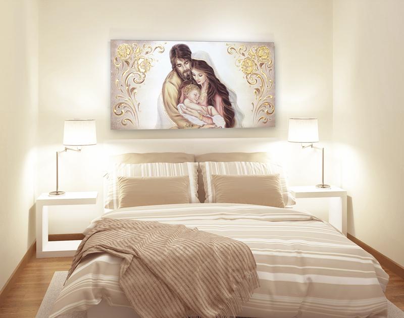 Chi siamo vendita quadri moderni e dipinti online for Sacra famiglia quadri moderni